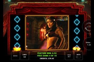 From Dusk Till Dawn Mobile Slot Wilds