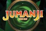 Jumanji Mobile Slot Logo