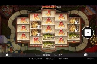 Jumanji Touch Slot Game