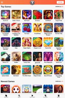 LeoVegas Slots & Games