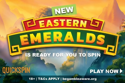 Play Eastern Emeralds Slot At Casumo Ahead of Release