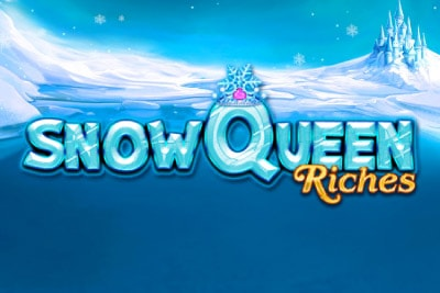 Snow Queen Riches Mobile Slot Logo