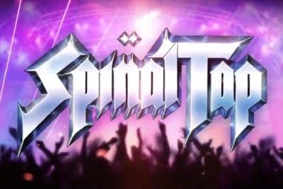 Spinal Tap Mobile Slot Logo