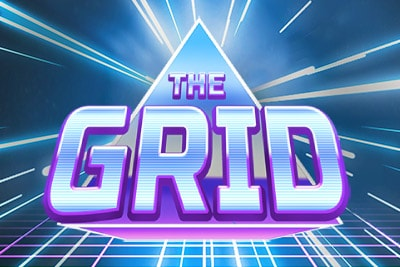 The Grid Mobile Slot Logo