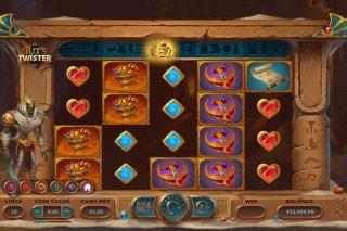 Tuts Twister Mobile Slot Machine