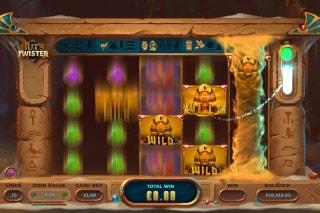 Yggdrasil Tuts Twister Slot Bonus Feature
