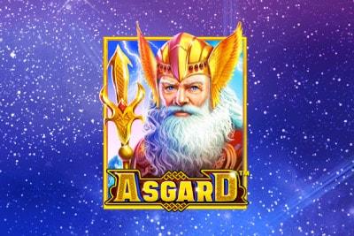 Asgard Mobile Slot Logo