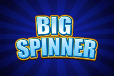 Big Spinner Mobile Slot Logo