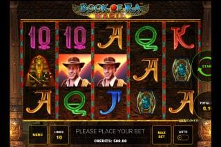 Book of Ra Magic Mobile Slot Machine