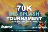 Casumo Casino Big Splash Tournament