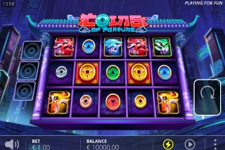 Coins Of Fortune Mobile Slot Machine