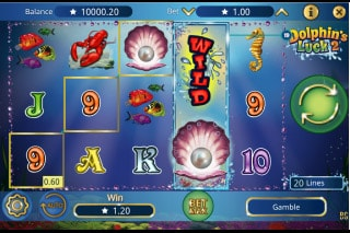 Dolphins Luck 2 Mobile Slot BGame