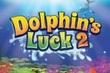 Dolphins Luck 2 Mobile Slot Logo