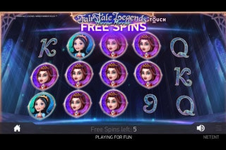Fairytale Legends Mirror Mirror Mobile Slot Free Spins