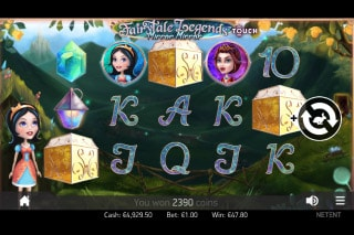 Fairytale Legends Mirror Mirror Slot Bonus
