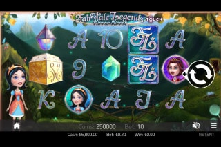 Fairytale Legends Mirror Mirror Mobile Slot