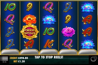 Jade Butterfly Mobile Slot Game