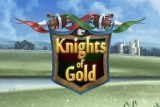 Knights Of Gold Mobile Slot Logo