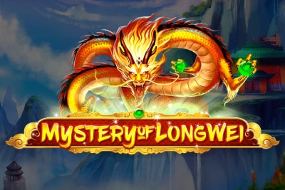 Mystery of Long Wei Mobile Slot Logo