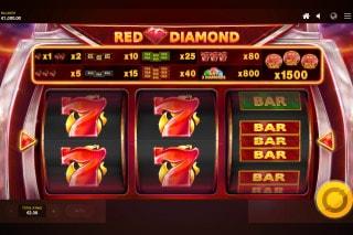 Red Diamond Mobile Slot Machine