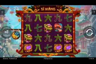 Si Xiang Mobile Slot Game