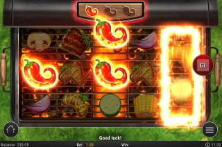 Sizzling Spins Mobile Slot Chillis