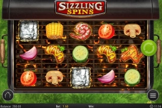 Sizzling Spins Mobile Slot Game