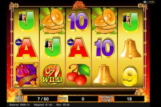 So Hot Mobile Slot Free Spins