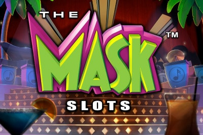 The Mask Slot Logo
