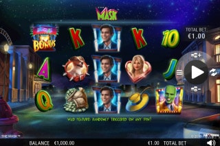The Mask Mobile Slot Machine