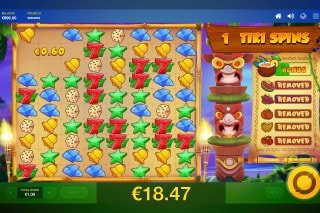 Tiki Fruits Slot Free Spin Games