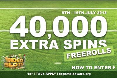 Enter The Videoslots Casino Freerolls Tournaments