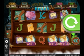 Volts And Bolts Mobile Slot Game