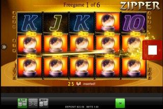 Zipper Mobile Slot Win