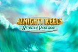 Almighty Reels Realm of Poseidon Slot Logo