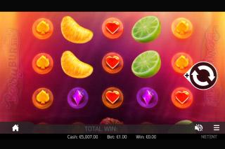 Berryburst Mobile Slot Game