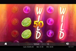 Berryburst Slot Wild