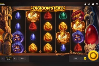 Dragons Fire Mobile Slot Game