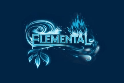 Elemental Mobile Slot Logo