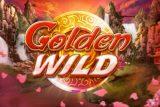 Golden Wild Mobile Slot Logo