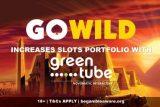GoWild Casino Adds Greentube Slots