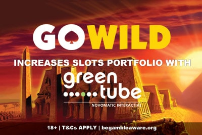 GoWild Casino Adds Greentube Slots