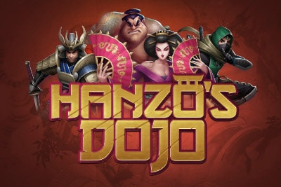 Hanzos Dojo Mobile Slot Logo