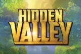 Hidden Valley Mobile Slot Logo