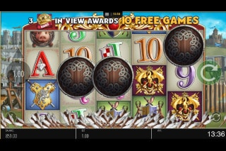 Kingdom of Fortune Mobile Slot Bonus