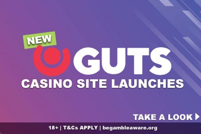 New Guts Casino Site Launches