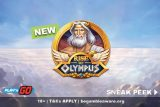 New Play'n GO Rise of Olympus Mobile Slot Game Coming Soon