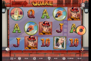 Quake Mobile Slot Machine