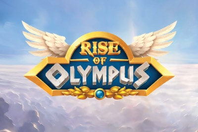 Rise of Olympus Mobile Slot Logo