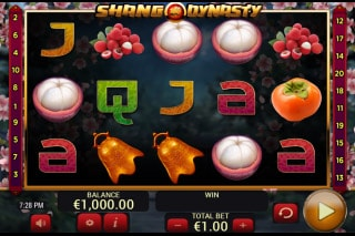 Shang Dynasty Mobile Slot Game